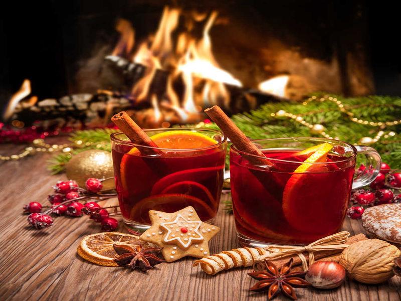 Vianočný punč